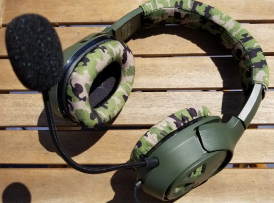 Can You Hear That A Turtle Beach Recon Camo Headset Review