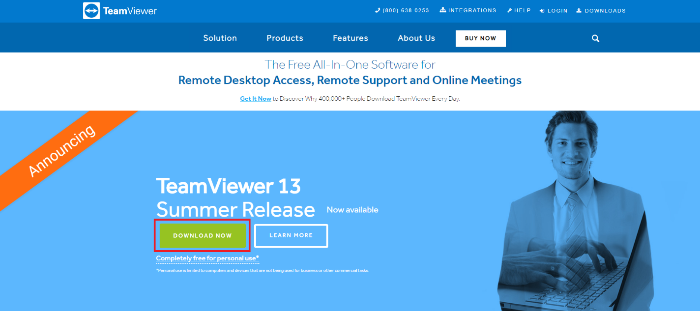 How to install TeamViewer 13 - Qwerty Articles