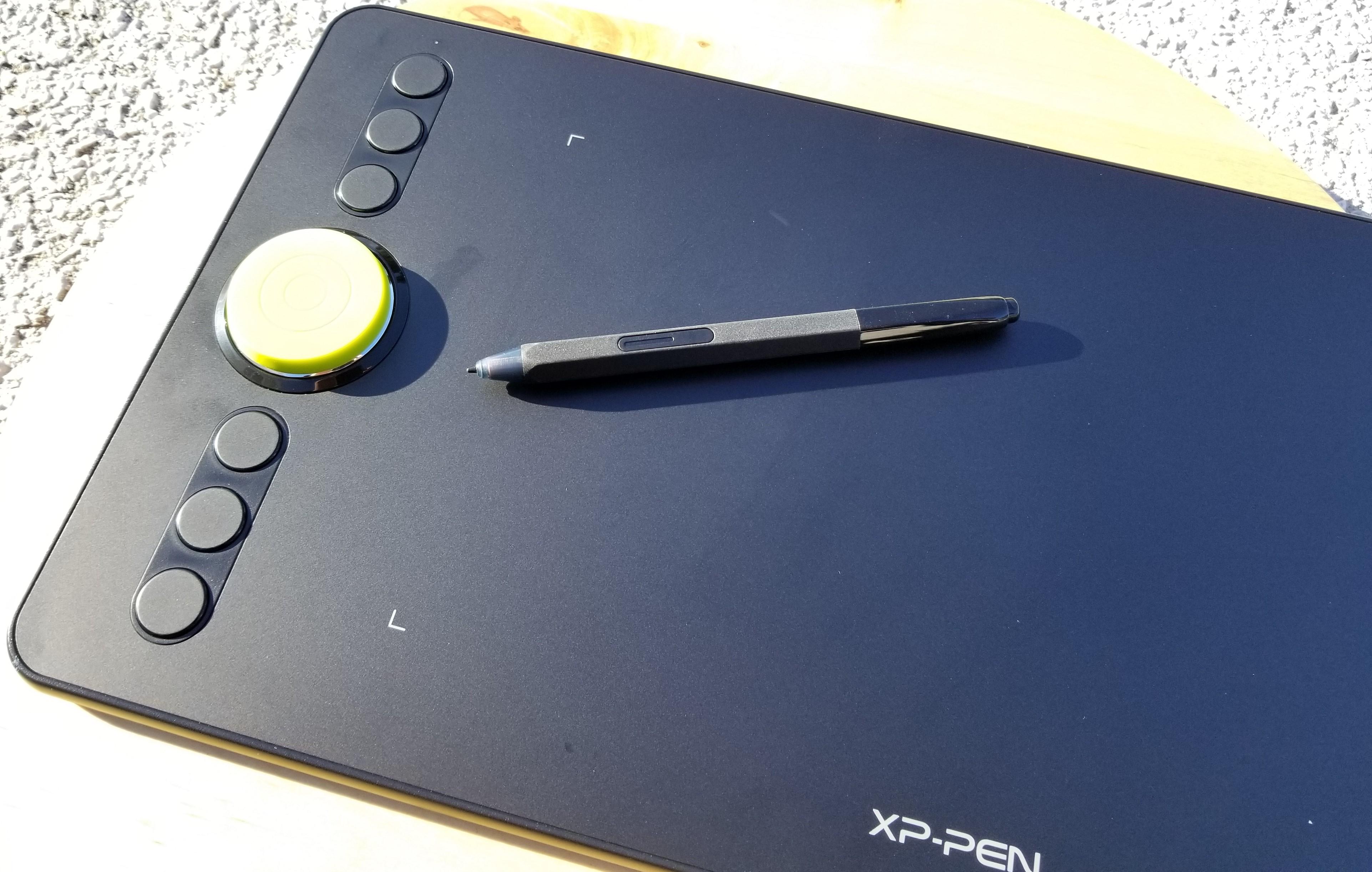 XP-Pen Deco02